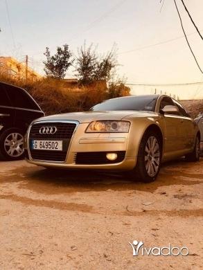 Audi in Beirut City - Audi A8