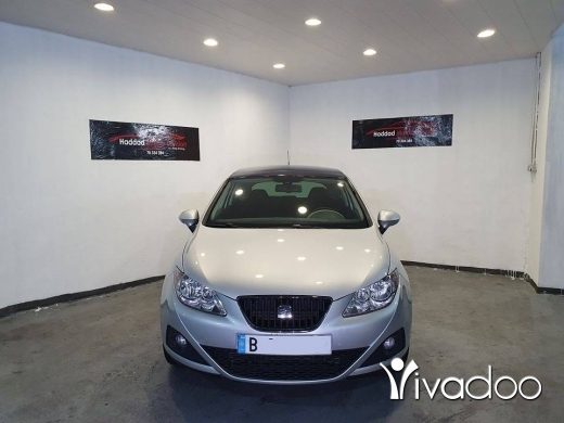Seat in Beirut City - 2012 Seat Ibiza 1.6L Coupe SC