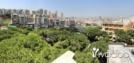 Land in Sabtieh - A 250 m2 apartment with a rooftop for sale in Sabtieh