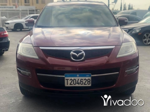 Mazda in Tripoli - Mazda CX9 2009