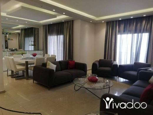 Apartments in Jounieh - L06501-Fully Furnished Apartment for Sale in Jounieh With Terrace