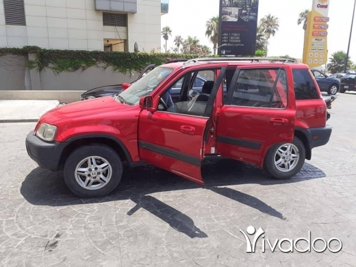 Honda in Beirut City - CRV 2001 AUTOMATIC FULL OPTION
