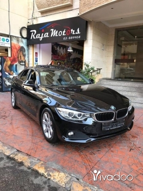 BMW in Beirut City - BMW 420i GranCoupe 2017