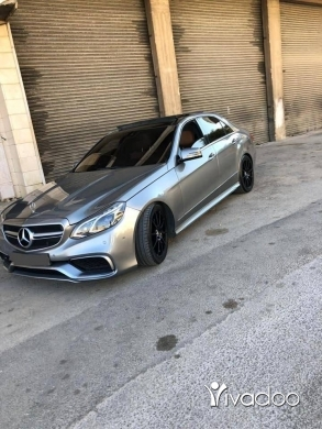 Mercedes-Benz in Beirut City - Mercedes e 550