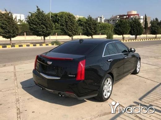 Cadillac in Tripoli - Cadillac ATS 2015