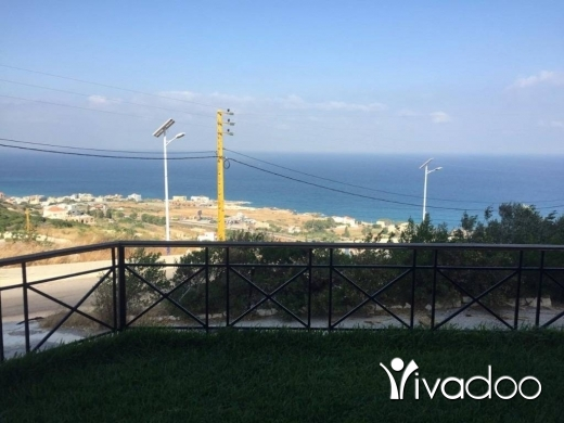 Apartments in Kfar Abida - L06904 Spacious Apartment for Sale in Batroun with Garden