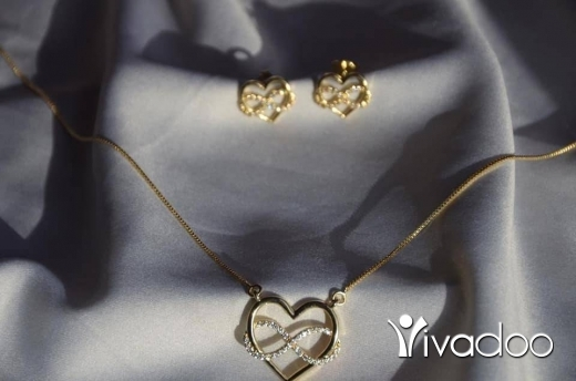 Clothes, Footwear & Accessories in Tripoli - Gold Plated Jewelry