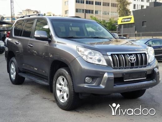 Toyota in Beirut City - 2013 Toyota Prado TXL Freshly imported