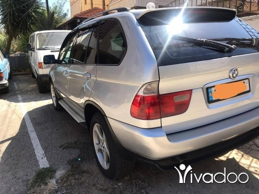 BMW in Beirut City - X5 2002 for sale sherke ba3do 5are2 m bdo alf kelo sha8al for more info call:71123131 Plz tojar m t7