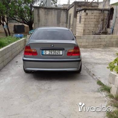 BMW in Beirut City - BMW325 model 2005 tel 03985899