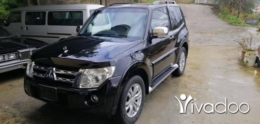 Peugeot in Beirut City - Pajero 3.8 liter 2012 neat and clean no accident fully equipped