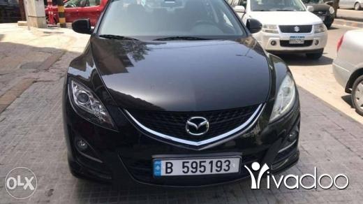Mazda in Beirut City - Mazda 6 2012