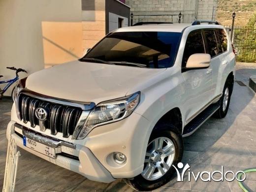 Toyota in Tripoli - Prado 2010 look 2017 original super ndif