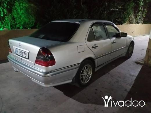 Mercedes-Benz in Beirut City - C220 خارقة النظافة