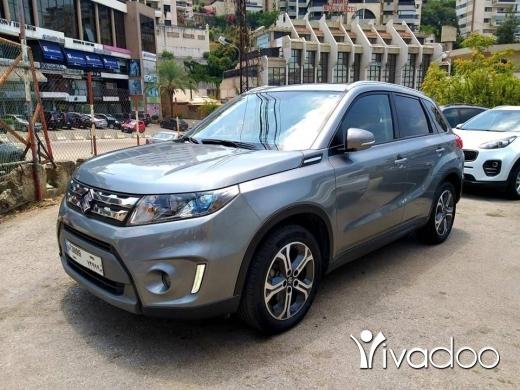Suzuki in Beirut City - vitara mod 2016 one owner kheri2 masdar shirki 4×4 full options plz call 71738739