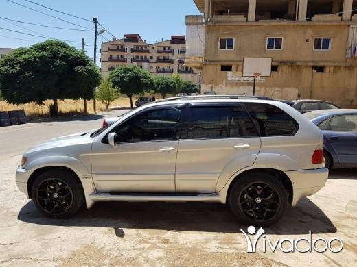 BMW in Beirut City - X5 4.4L 2002 21,000,000 LB
