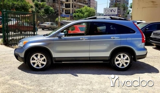 Honda in Tripoli - Honda CR-V model 2007
