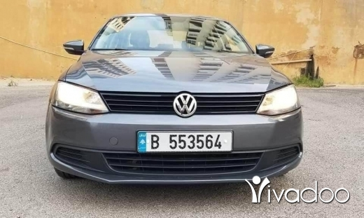 Volkswagen in Beirut City - Amazing V.W JETTA 2014 only 40 000KM مصدر وصيانة الشركه