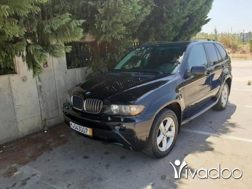 BMW in Tripoli - X5 2004 03131422