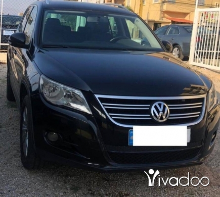 Volkswagen in Tripoli - Tiguan 4cylindre 2011