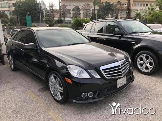 Mercedes-Benz in Beirut City - E350 2010 03758540