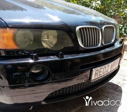 BMW in Beirut City - X5 /2001 /8 سلندر