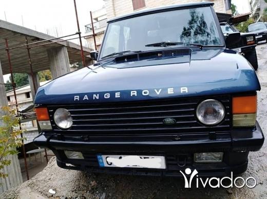 Rover in Beirut City - رنج روفر ٨٩ سوبر سبسيال موتور ٣،٩ على الفحص سعر ٣٣٠٠$ ٧٠٢١٨٧٦٩