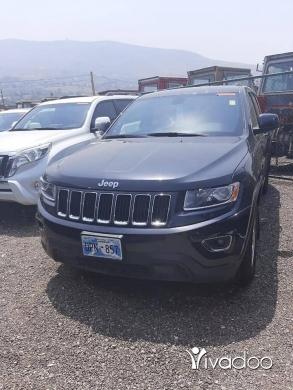 Jeep in Beirut City - Grand Cherokee laredo 2014