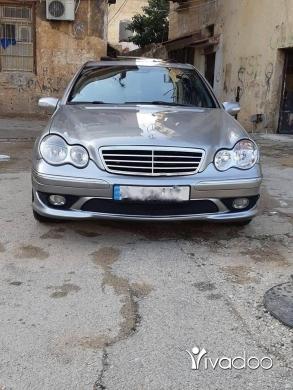 Mercedes-Benz in Tripoli - C230