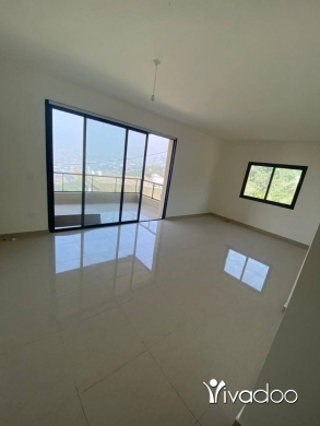 Apartments in Beit Chabeb - A 130 m2 apartment for sale in Beit Chabeb