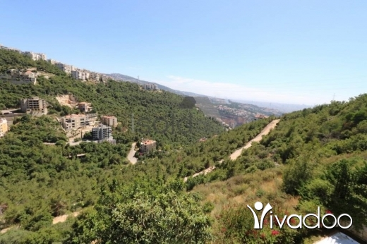 Apartments in Biyada - A 200 m2 apartment with a shared pool and an open mountain view for sale in Biyyada