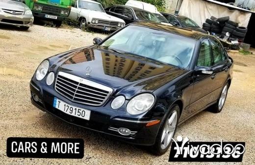 Mercedes-Benz in Beirut City - Mercedes E320 2003 / 71013136