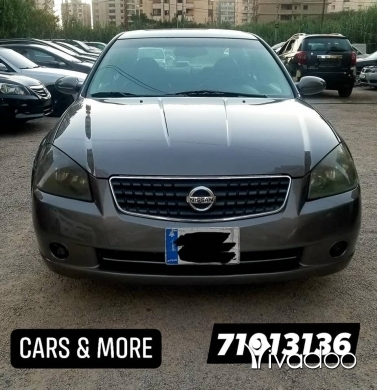 Nissan in Beirut City - Nissan altima 2006 / 71013136 or 03532764