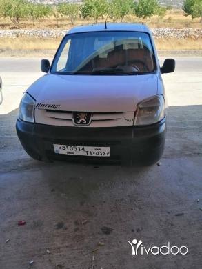 Peugeot in Beirut City - ربيد بيجو ٢٠٠٩ انقاض