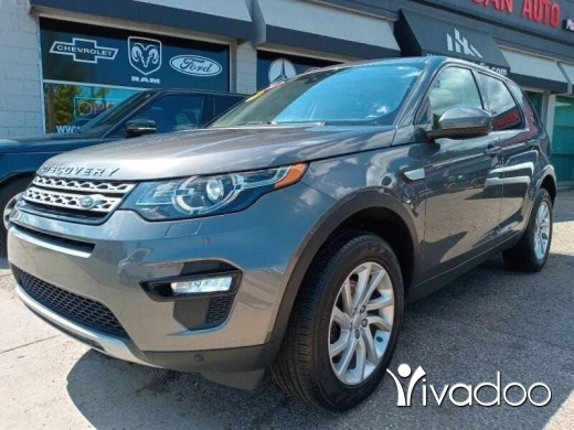 Rover in Beirut City - land rover discovery sport hse 2016
