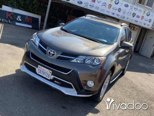 Toyota in Beirut City - Toyota Rav4 Xle Model :2014 Full Super Clean
