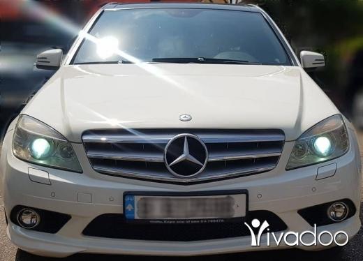 Mercedes-Benz in Beirut City - Mercedes C200 2010