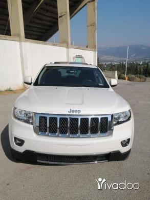 Jeep in Tripoli - Grand cherokee 2012 black edition