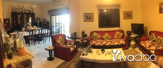 Apartments in Mansourieh - L06912-Spacious Apartment for Sale in Mansourieh with Open View