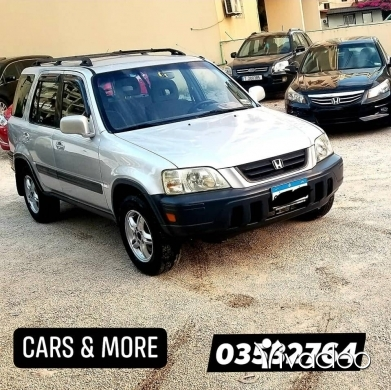 Honda in Tripoli - Honda CR-V 98 / 03532764
