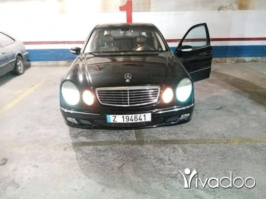 Mercedes-Benz in Beirut City - Mercedes-Benz 350