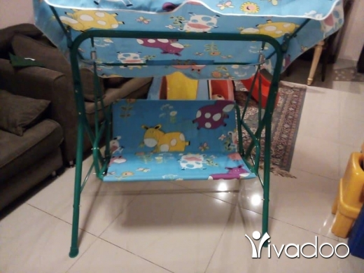 Baby & Kids Stuff in Beirut City - baby swing up to 5 years old.very good quality.limited quantity.(all new still in the box )
