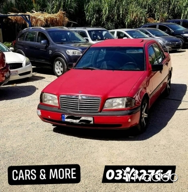 Mercedes-Benz in Tripoli - Mercedes c200 1996/ 71013136 or 03532764