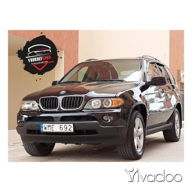 BMW in Tripoli - X5 2004 3.0