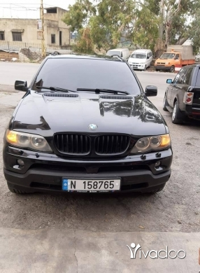 BMW in Beirut City - X5 2005
