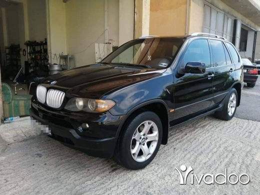 BMW in Beirut City - X5 2005 6 clinder 76/ 629 776