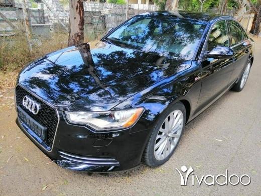 Audi in Beirut City - Audi A6 Quattro S line