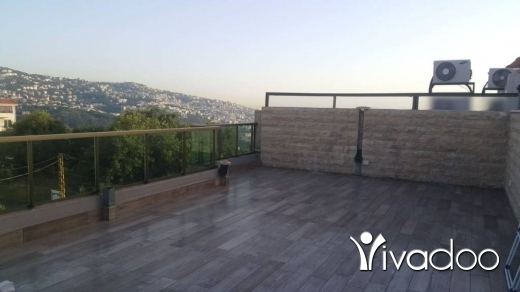 Duplex in Sehayleh - L06810-Spacious Duplex for Sale in Shayle with Terrace Overlooking a Wonderful View
