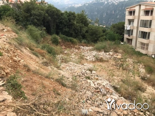 Land in Jeita - L06779-2050 sqm Land for Sale in Jeita with Mountain View