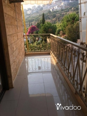 Apartments in Bouchrieh - A Furnished 2 bedroom apartment for rent in Daychounieh